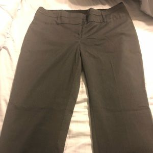 Maurice's Black bootcut dress pants
